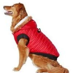 Frisco Insulated Dog & Cat Parka with Toggle